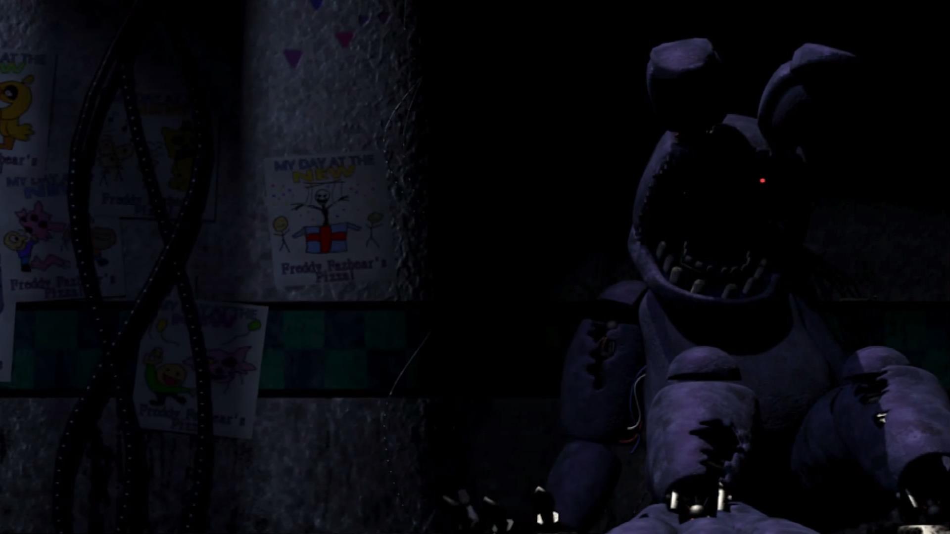 фото 5 ночей у фредди олт бони наверх можно
