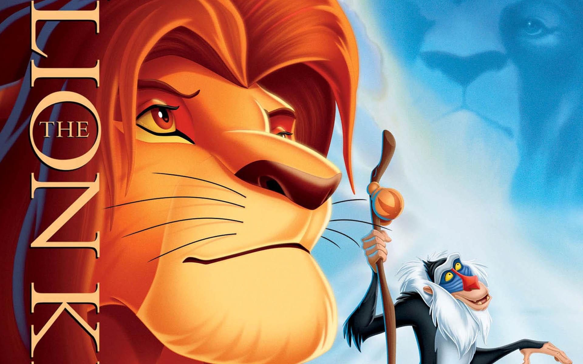 Картинки с львами мультики